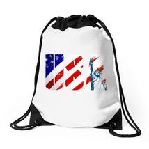 Usa 4th Of July Drawstring Bags - $30.00