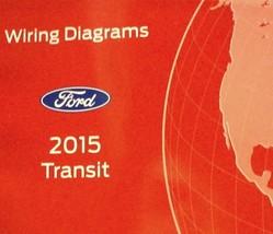 2015 Ford Transit Electrical Wiring Diagram Troubleshooting Manual EWD O... - $19.75