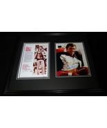 Burt Reynolds Signed Framed 16x20 Photo Set JSA The Longest Yard - $186.99