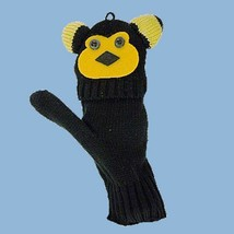 Flip Mittens Bear - Unisex One Size Fits Most - Mittens to Fingerless Gloves image 1