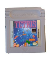 Tetris Nintendo Original Game Boy Game - Tested - Working - Authentic!  - $15.84