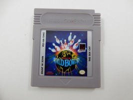 World Bowling (Nintendo Game Boy, 1990) CARTRIDGE ONLY - $9.99