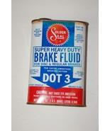 Solder Seal Brake Fluid Can 1 quart Empty - $9.99