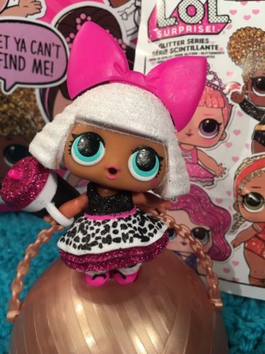 L o l surprise doll glitter series diva and 50 similar items - Diva lol surprise ...