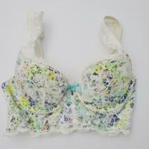 Body by Victoria's Secret Womens Bra Lined Demi/Demi-Buste 32B Multi-Col... - $16.99
