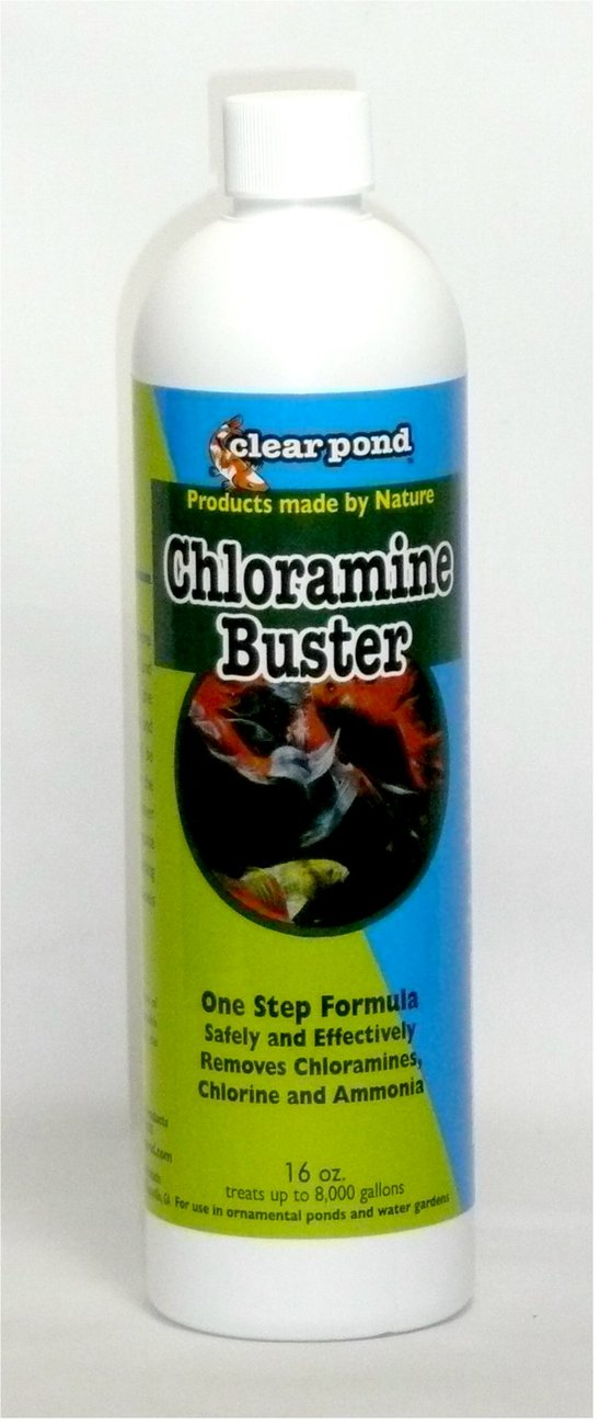 Chloramine Buster-16 oz