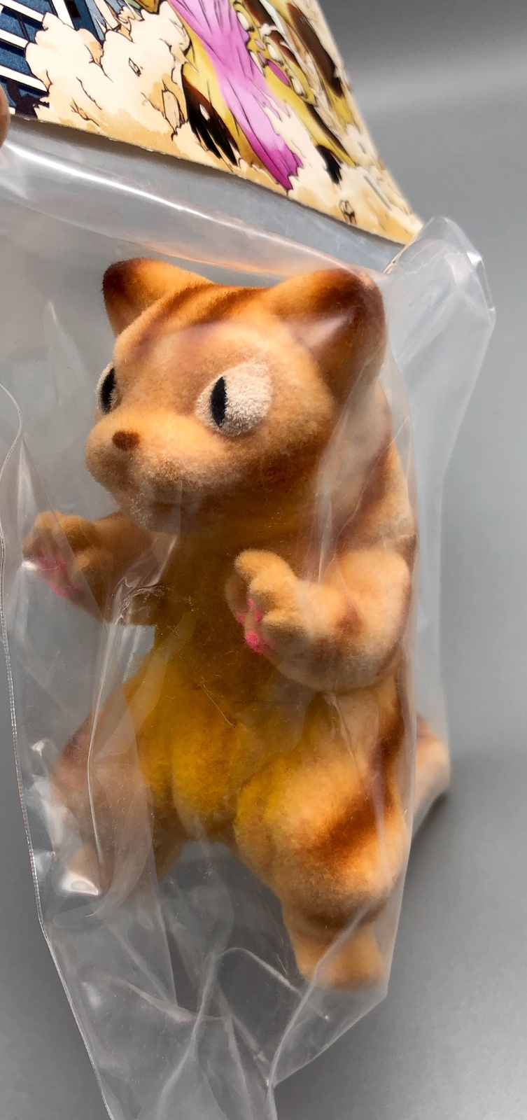 Max Toy Flocked Nekoron