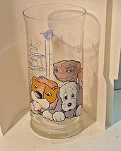 Pair Of Hard To Find E.T. Movie Glass Tumblers Distributed By Pizza Hut - $7.67