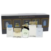 Dolce and Gabbana Dolce and Gabbana Mini Collection 5  Pc Mini Gift Set - $149.16