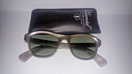 Vintage Polaroid 3-D Glasses With Case RARE UNUSED 1940's Patent Origina... - $18.52