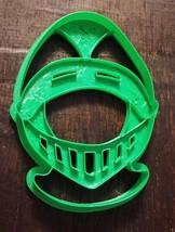 3D Printed Fan Art Cookie Cutter Knights Helm - $7.00