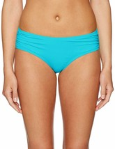 Coco Reef CLASSIC SOLIDS AQUAMARINE Bikini Swim Bottom Swimsuit, US Small - $20.79