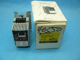 Square D VSD07U29N40 Adjustable Speed Drive 400-480 VAC/2 HP/1.5 Kw 1 Ye... - $499.99