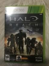 Halo: Reach (Microsoft Xbox 360, 2010) - $14.85
