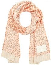Calvin Klein J Mary Heavy Knit Scarf, Echarpe Femme -  72.23 1cbd5e13222