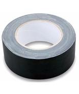 """Hosa - GFT-526BK - Gaffer Tape, Black, 2"""" x 30yd. - $16.78"""