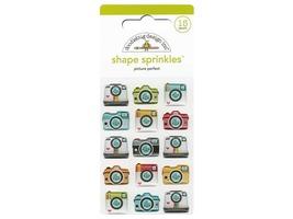 Shape Sprinkles Enamel Stickers Doodlebug Designs  image 5