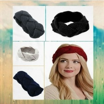 Cable Knit Twist Headband Many Colors - $5.00+