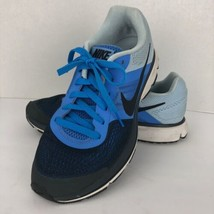 NIKE Pegasus 3D Fitsole Running Sneakers Blue Size 9 M Lace Up 599392-400 - $49.49