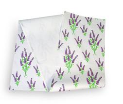 Cotton Table Runner Lavender Fields - $15.79