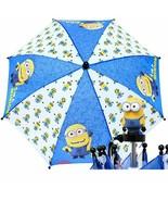 2015 New Minions White & Blue Kids Umbrellas-8710 - $14.10