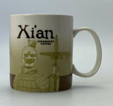 China Starbucks City Mugs Collection series - Xi'an 16oz Starbucks mug - $14.84