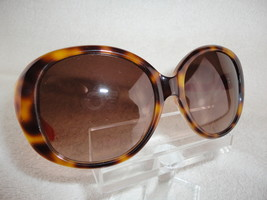 Betsey Johnson NEW Cleopatra Espresso 55 X 16 Sunglasses Frame - $37.36
