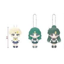 Pretty Soldier Sailor Moon Crystal mascot stuffed 3 [ 3 types set] - $61.91