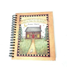 Personal Journal with Prompts by Havoc Spiral Bound Home Themed - $9.99