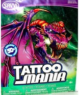 50+ Tattoo Mania Classic Tattoos Birthday Party Favors Supplies Sports A... - $37,66 MXN