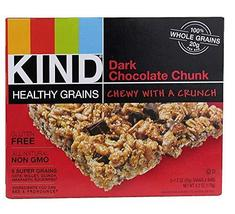 Kind Bar, Peanut Butter Chocolate, 5 Count, 1.2 Oz. Bars By Kind (Pack of ) - $9.99