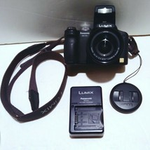 Panasonic LUMIX DMC-FZ28 7MP Superzoom Digital Camera w/ Leica Lens; Black - $39.60