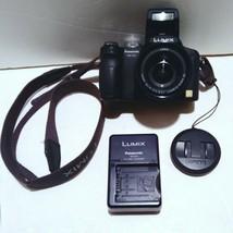 Panasonic LUMIX DMC-FZ28 7MP Superzoom Digital Camera w/ Leica Lens; Black - $39.60
