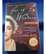 Year of Wonders by Geraldine Brooks Softcover 2... - $3.99
