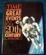 """ Great Events of the 20th Century "" TIME Photog Book - $6.00"