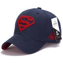 Gorras Superman Cap Casquette Superman Baseball Cap Men 2 H4T - $13.39