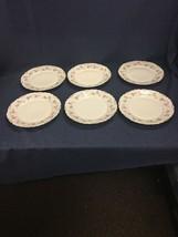 6 pc. VINTAGE  Plate C.T.ATWASSER GERMANY Dish Bread Appetizer Antique  ... - $51.47