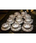 1 Of 7 RARE Royal Grafton Tea Gold Fine Bone China Teacup & Saucer Engla... - $14.85