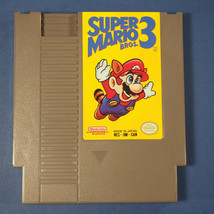 Super Mario Bros. 3 (Nintendo Entertainment System NES, 1990) - $14.29