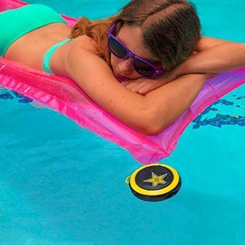 Scosche BTBBRS RockStar Edition BoomBuoy Waterproof Wireless Speaker