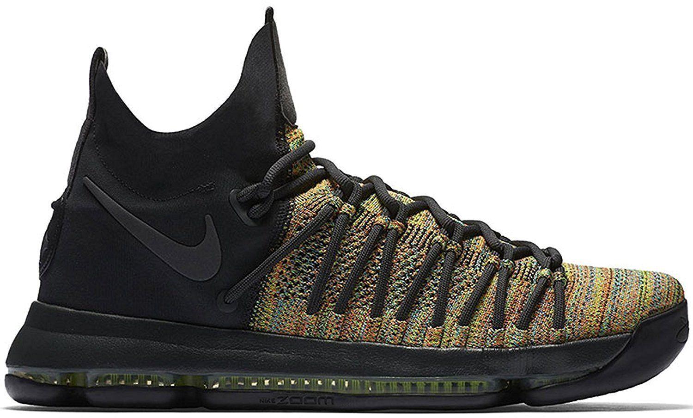 check out b2012 b86f5 Men s Nike Zoom KD9 Elite Lmtd Basketball Shoes, 909438 900 Multi Sizes  Color Bl