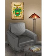 Gallery Wrapped Canvas Coat of Arms - $99.99