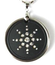 QP3 Quantum Pendant Swarovski Crystal 5000 - New - $22.95