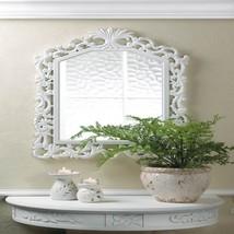 Fleur-de-lis Wall Mirror - $52.25