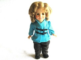 """Vtg Ideal Shirley Temple Doll 8"""" Tall Asian Kimono Chinese Style Clothes... - $14.99"""