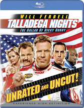 Talladega Nights-Ballad Of Ricky Bobby (Blu-ray/Unrated/Ws 2.40/Dd 5.1/Pcm 5.1