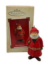 Hallmark Keepsake Ornament Kris Kringle 2003 - $8.80