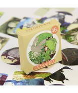 XUES® 46PCS/set Cute My Neighbor Totoro Cartoon Stickers Adhesive Sticke... - $1.16