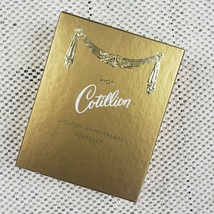 AVON Cotillion Golden Anniversary Keepsake 2 oz Cologne unused in gift box - $24.99
