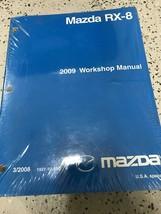 2009 Mazda RX-8 RX8 Service Repair Shop Workshop Manual NEW - $123.70